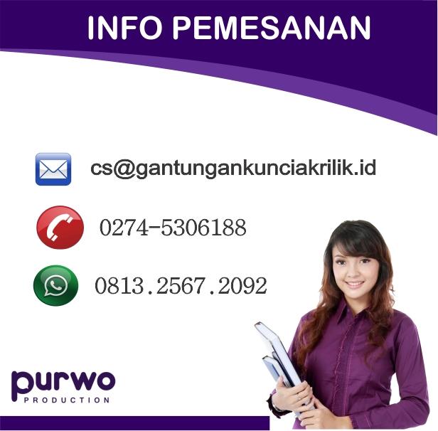 Jual Gantungan Kunci Akrilik Anime Di Yogyakarta