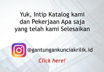 link instagram gantungankunciakrilik.id jual gantungan kunci akrilik printing custom di jakarta bekasi jogja yogyakarta purwo production 082225503154